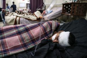 Συρία: Στους 77 οι νεκροί άμαχοι από τους βομβαρδισμούς στην Ανατολική Γούτα