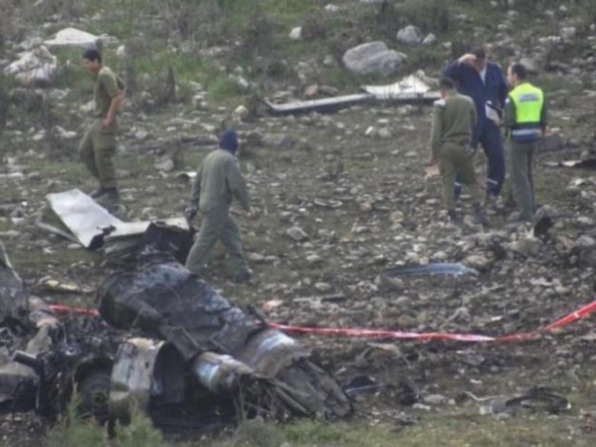 Βίντεο ντοκουμέντο! Η στιγμή της κατάρριψης του Ισραηλινού F-16