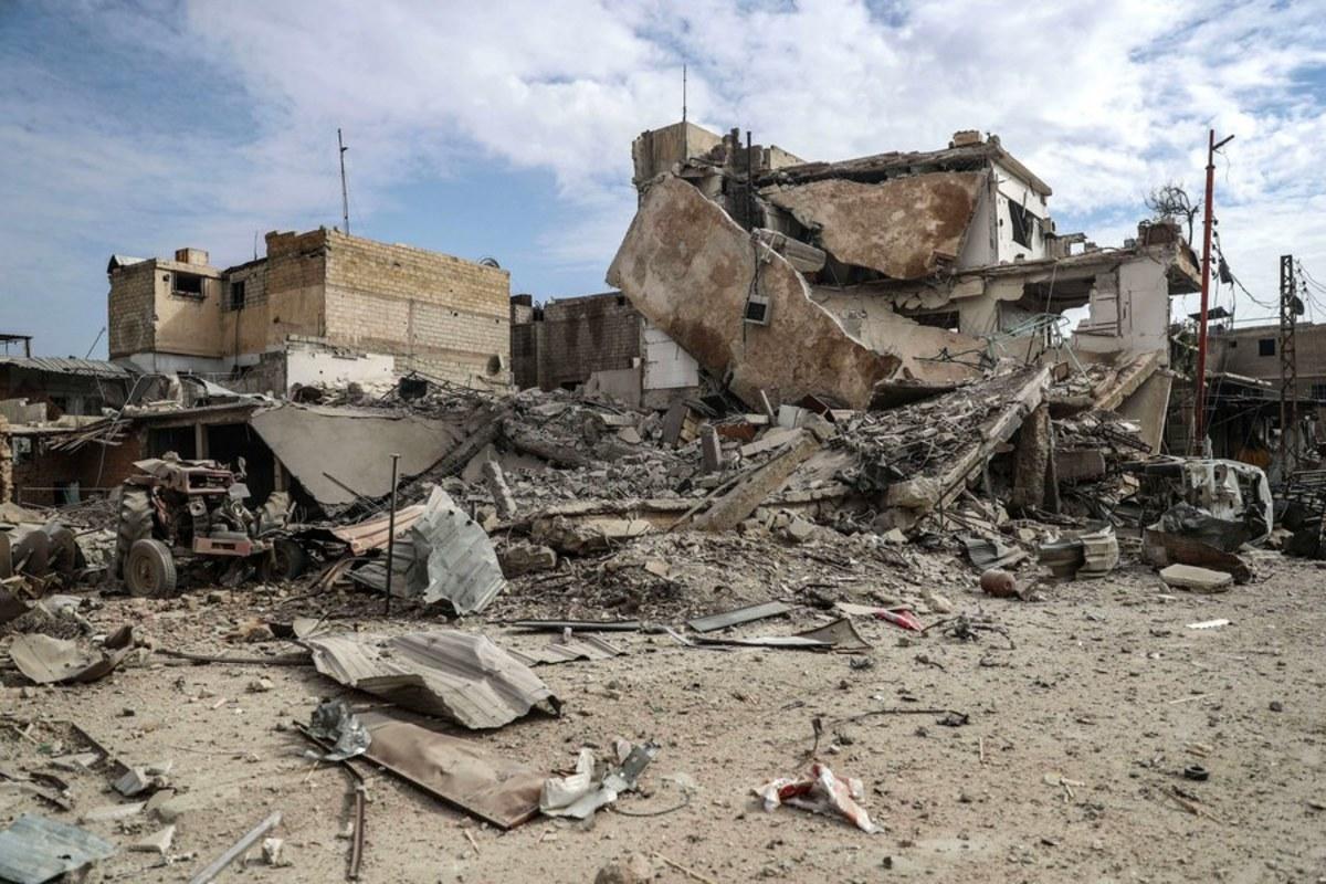 Συρία Γούτα