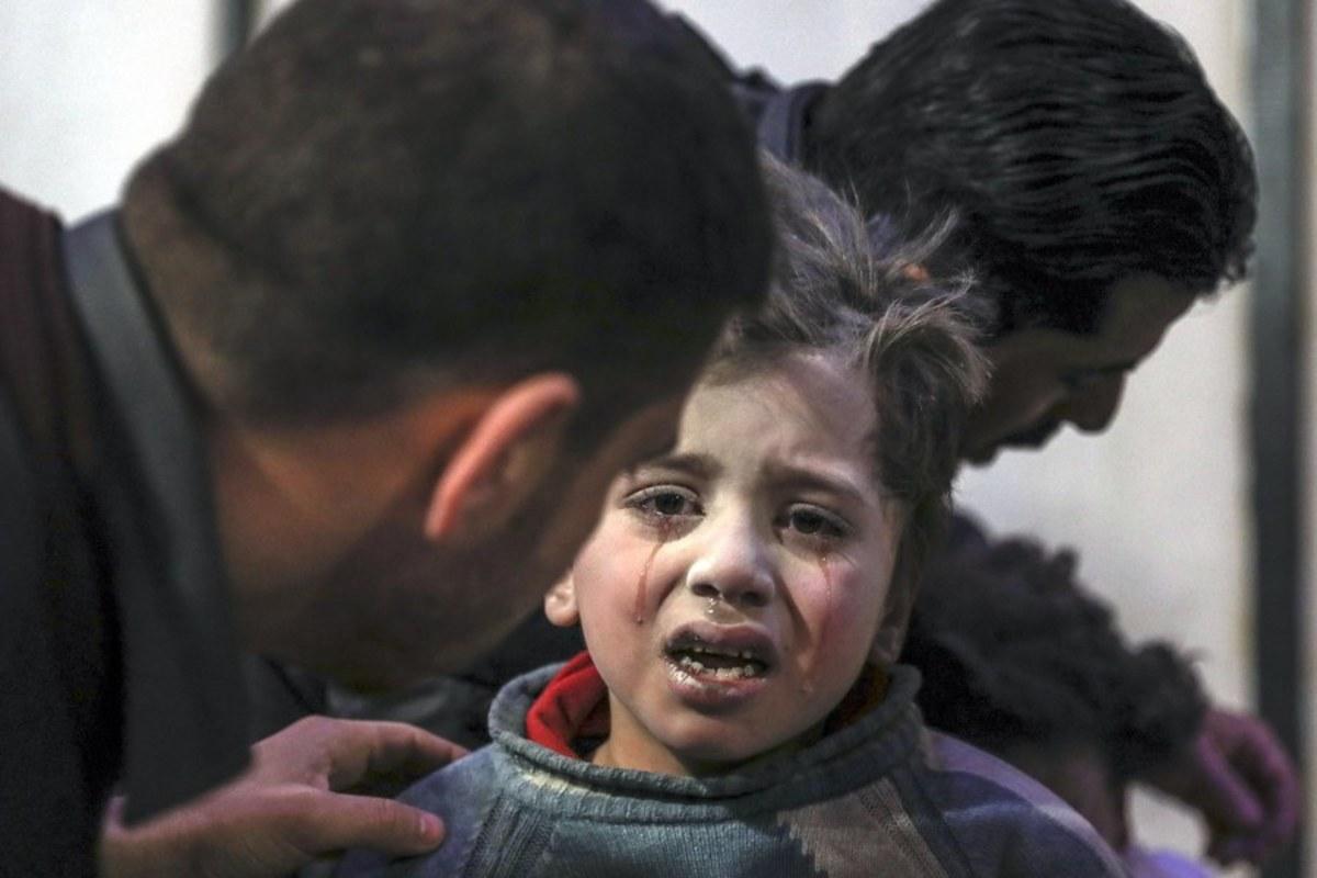 Συρία Γούτα Άσαντ