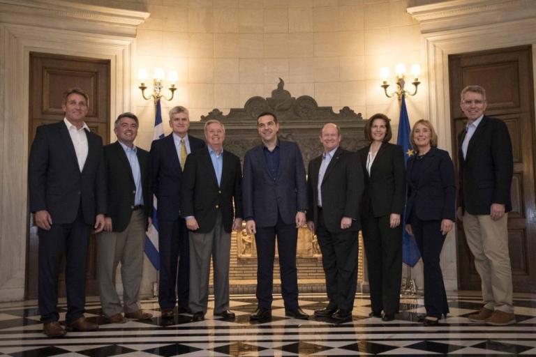 Πάιατ: Ηγετικός ο ρόλος της Ελλάδας στην ευρύτερη περιοχή – Ισχυροί οι δεσμοί με τις ΗΠΑ