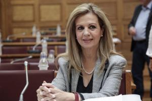 Ανασχηματισμός: Από την ΚΝΕ στην κυβέρνηση ΣΥΡΙΖΑ η Μερόπη Τζούφη