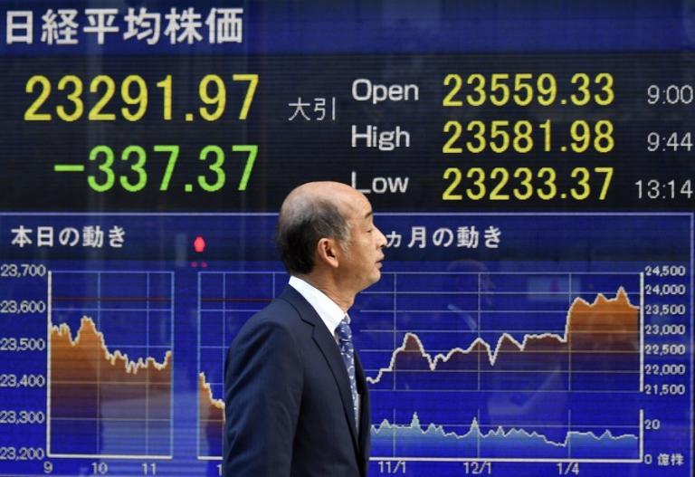 """""""Μοίρασε"""" εγκεφαλικά η πτώση του Dow Jones – Μεγιστάνες έχασαν… 114 δισ. δολάρια!"""