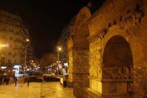 Λούζονται με φως 11 σημαντικά μνημεία της Θεσσαλονίκης