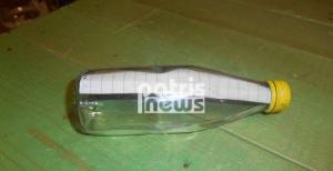 Ηλεία: Η θάλασσα ξέβρασε αυτό το μπουκάλι – Το μήνυμα με τις 32 λέξεις που προκαλούν συγκίνηση [pics]