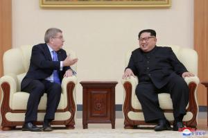Μπαχ: «Η Βόρεια Κορέα θα συμμετάσχει στους Ολυμπιακούς του 2020 και του 2022»