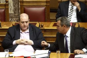"""Φίλης """"αδειάζει"""" Καμμένο! """"Δημιούργημα της οικογένειας Μητσοτάκη είναι"""" – Μπακογιάννη: Mea culpa"""