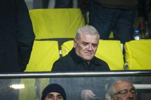 """Γήπεδο ΑΕΚ: Στη Νέα Φιλαδέλφεια ο Μελισσανίδης! """"Τσέκαρε"""" την πορεία των εργασιών"""