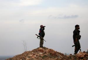 Υπό τουρκική πολιορκία το Αφρίν – «Όμηροι» 700.000 άνθρωποι