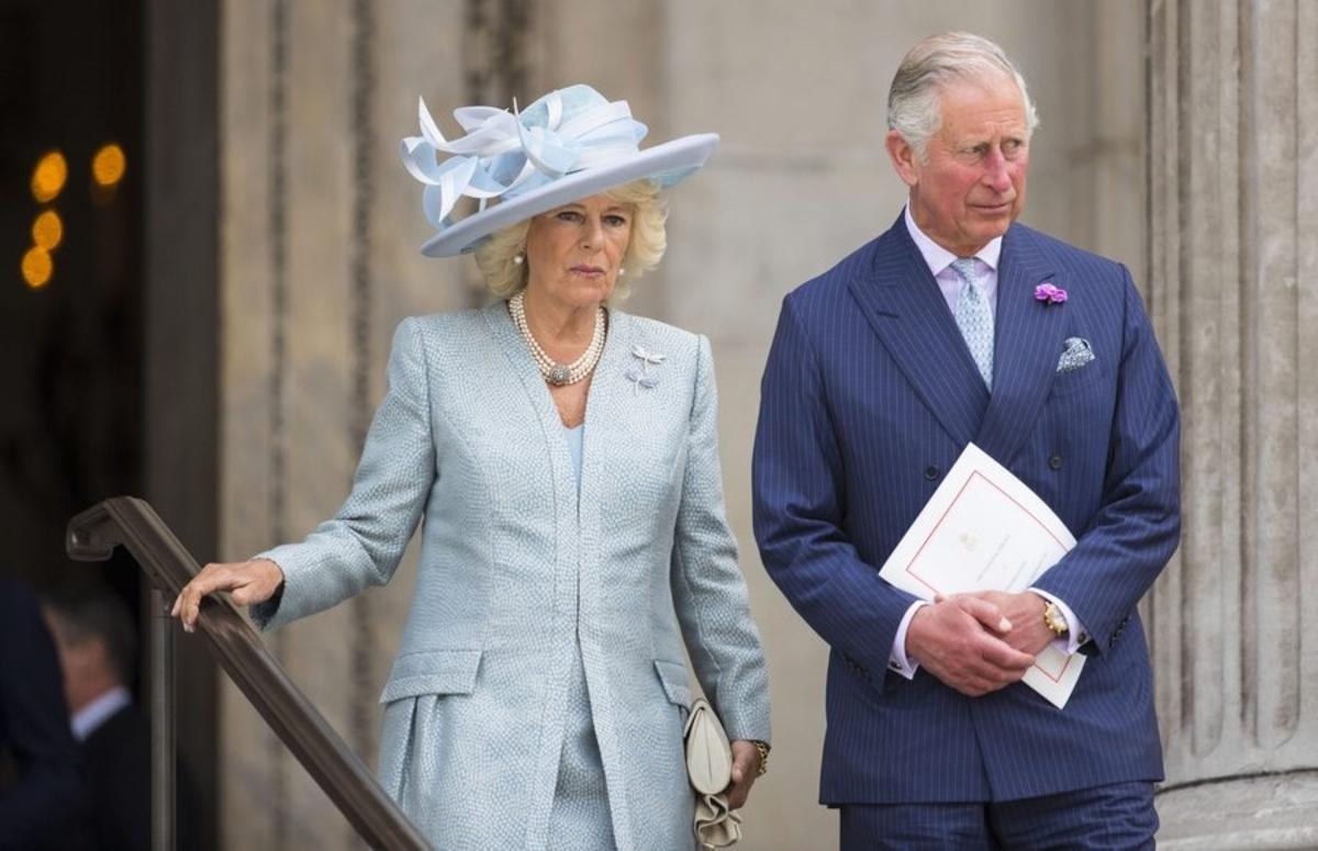 πρίγκιπας Κάρολος και Καμίλα