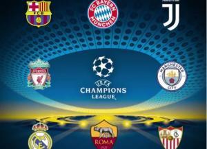 """Αυτά είναι τα ζευγάρια στους """"8"""" του Champions League"""