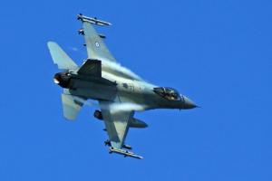 """""""Εκρήξεις"""" πάνω από τη Χίο – Γιατί ήταν εκεί δυο F16"""