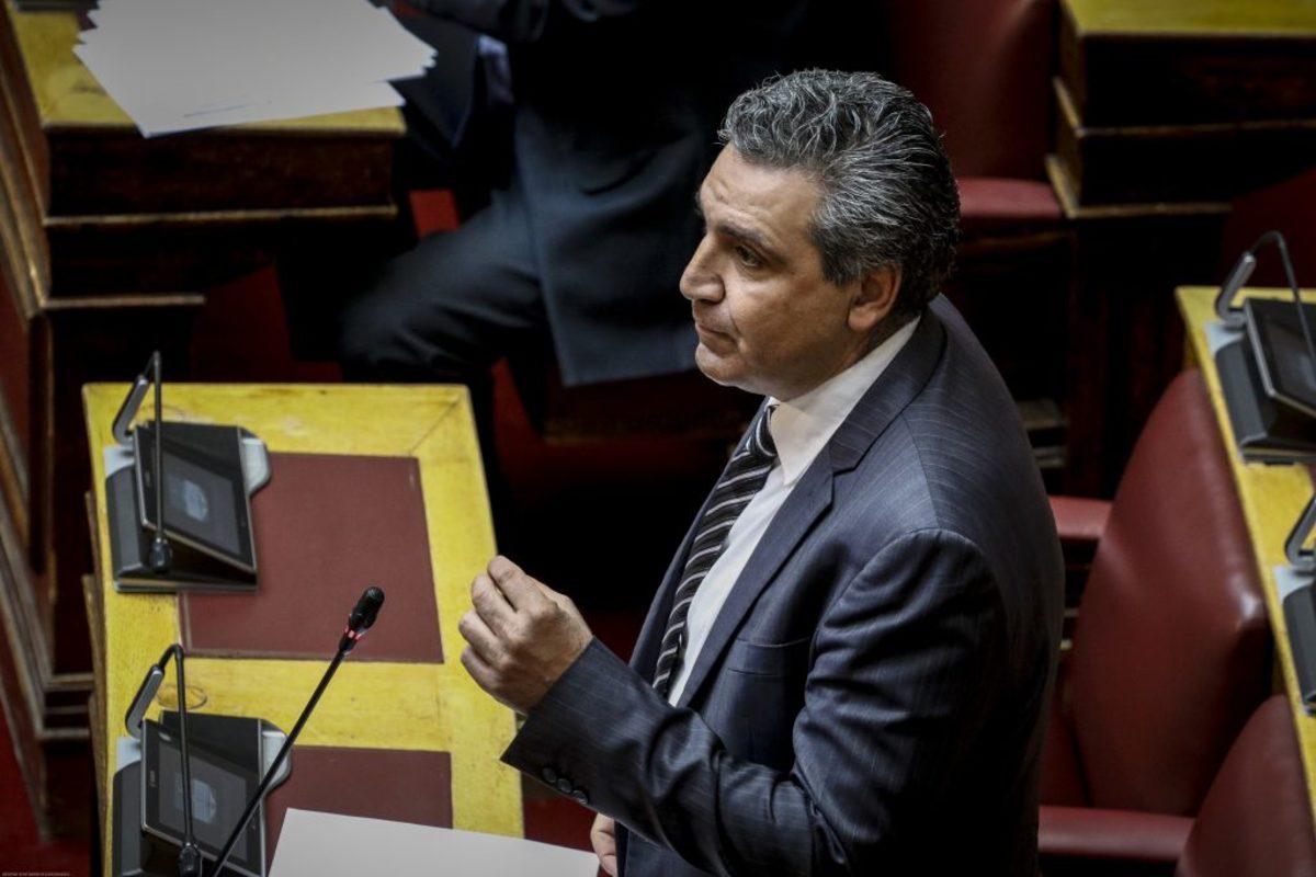 """""""Άγρια"""" κόντρα στη Βουλή! """"Φωνές"""" υπέρ Σαββίδη: """"Όπλο δεν μπήκε! Διακόψατε το πρωτάθλημα για να μην πάρει ο ΠΑΟΚ νταμπλ"""""""