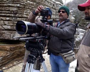 Γυρίσματα του Bollywood με φόντο Πάπιγκο και Αθήνα