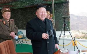Κιμ Γιονγκ Ουν: Ψάχνει ποιος ζωγράφισε το γκράφιτι που τον χαρακτηρίζει «γιο πουτ@ν@ς»