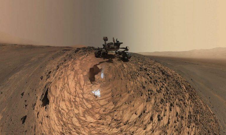«Καταφύγιο» ο… Άρης σε περίπτωση Τρίτου Παγκόσμιου Πολέμου