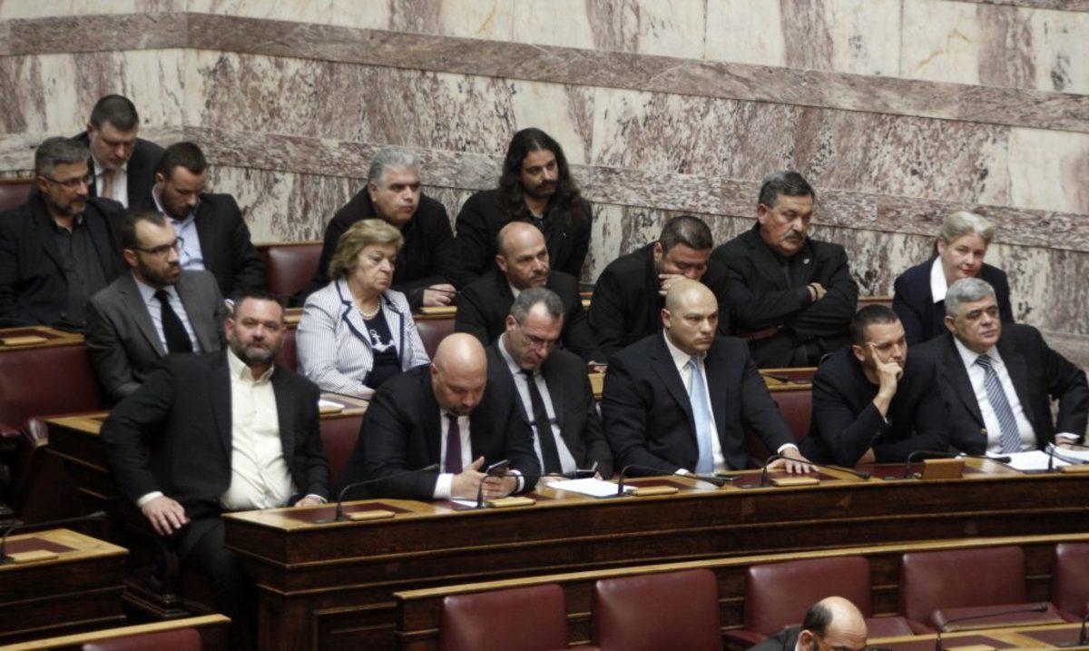 Βουλή: Στην Επιτροπή Δεοντολογίας Μιχαλολιάκος, Κασιδιάρης και Ηλιόπουλος