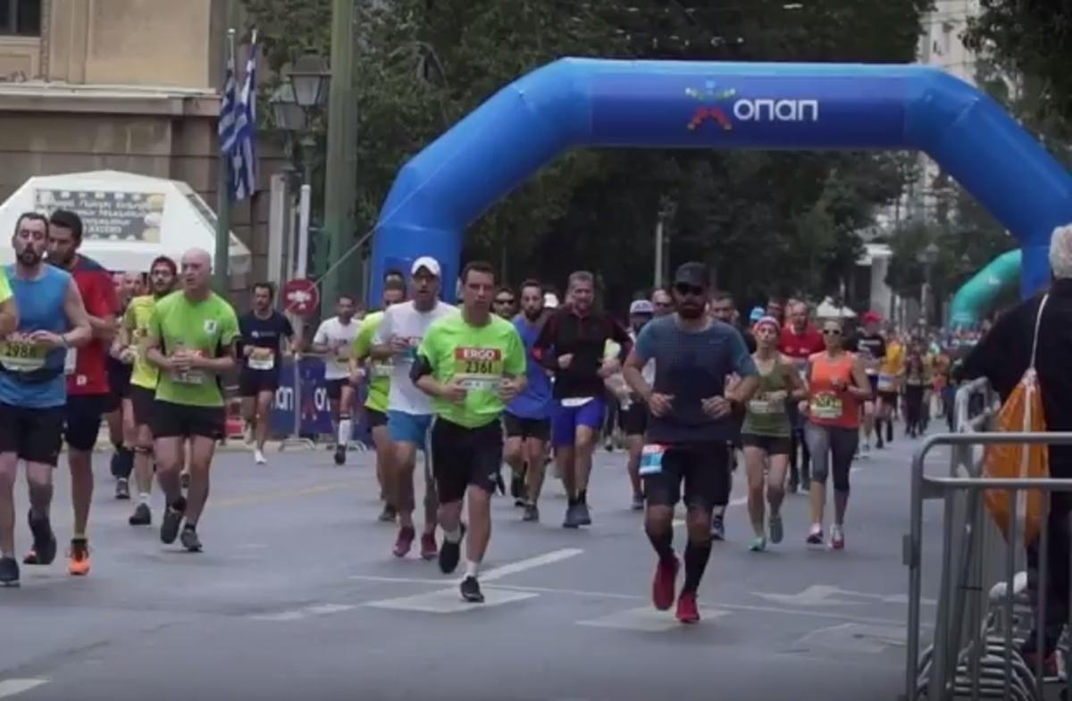 7ος Ημιμαραθώνιος Αθήνας: Χιλιάδες συμμετέχοντες έζησαν την εμπειρία ΟΠΑΠ