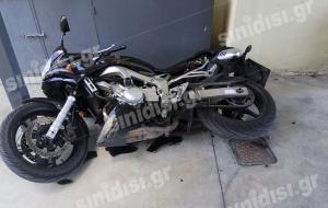 Αγρίνιο: Έσπασαν τη μηχανή του 30χρονου που κατηγορείται για ασέλγεια σε μαθητές [pics]