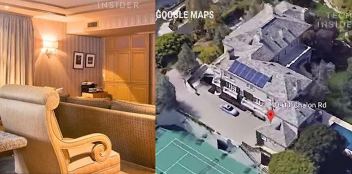 Μέσα στο σπίτι του δισεκατομμυριούχου Έλον Μασκ