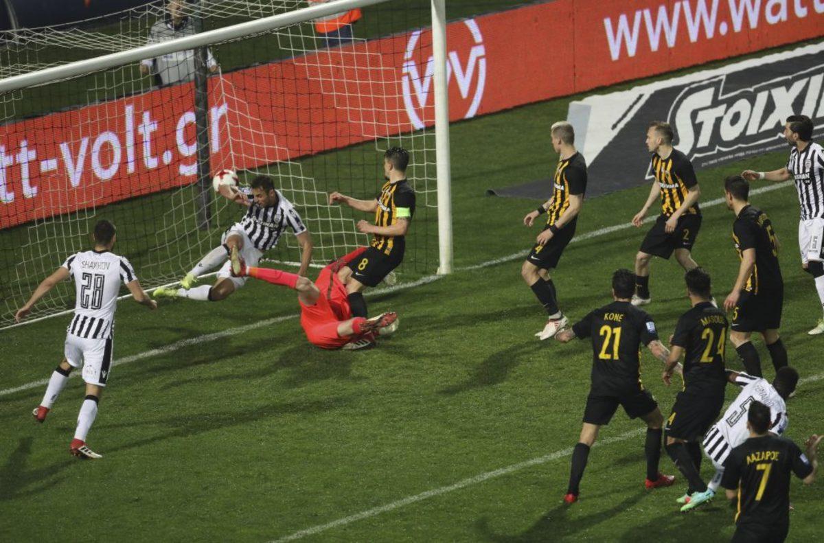 οσφάιντ - UEFA - ΠΑΟΚ