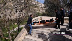 """Ηράκλειο: Θρίλερ με το πτώμα νεαρής γυναίκας σε πάρκο – """"Τα ρούχα που φορούσε παραπέμπουν σε αγνοούμενη"""" – Αποκλεισμένη η περιοχή [pics]"""