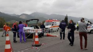 """""""Μπαινόβγαινε σε κλινικές"""" ο άνδρας που οδηγούσε ανάποδα για 175 χιλιόμετρα στην εθνική"""