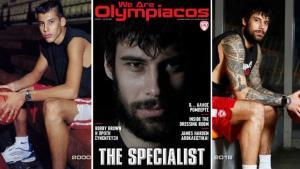 """Πρίντεζης: """"Στην οικογένειά μου όλοι είναι Παναθηναϊκοί! Έτσι έγινα Ολυμπιακός"""""""