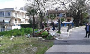 Παραλίγο τραγωδία στον Άγιο Στέφανο: Συγκρούστηκε τρένο με αυτοκίνητο – 1 τραυματίας