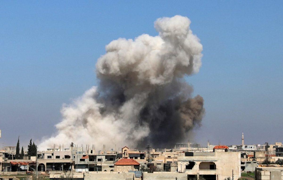 Πόλεμος στην Συρία - Εικόνες ντροπής: Εφτά χρόνια βομβαρδισμοί, νεκρά παιδιά και ξεριζωμός