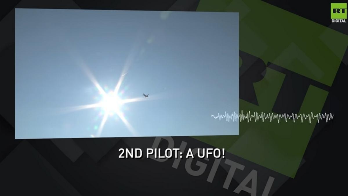 Τρεις πιλότοι είδαν περίεργες κινήσεις στον ουρανό – Ήταν UFO;