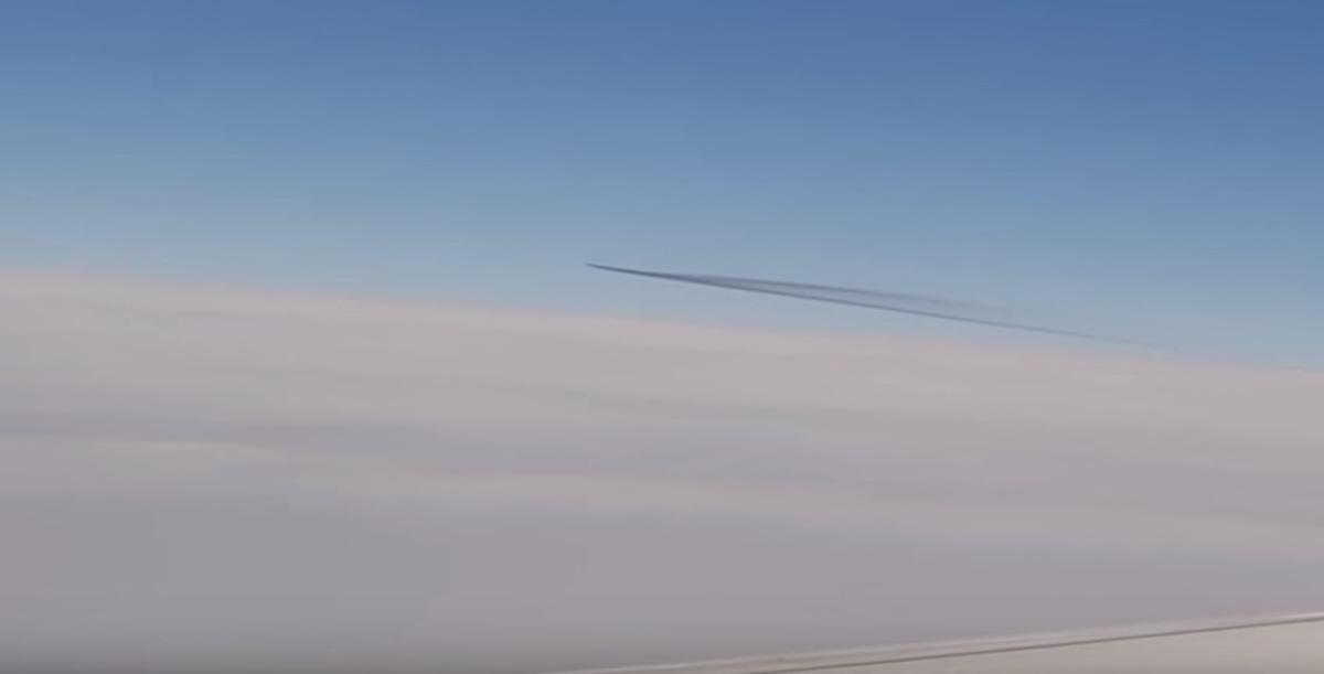 Είδαν… UFO στον ουρανό του Αιγαίου! [vid]