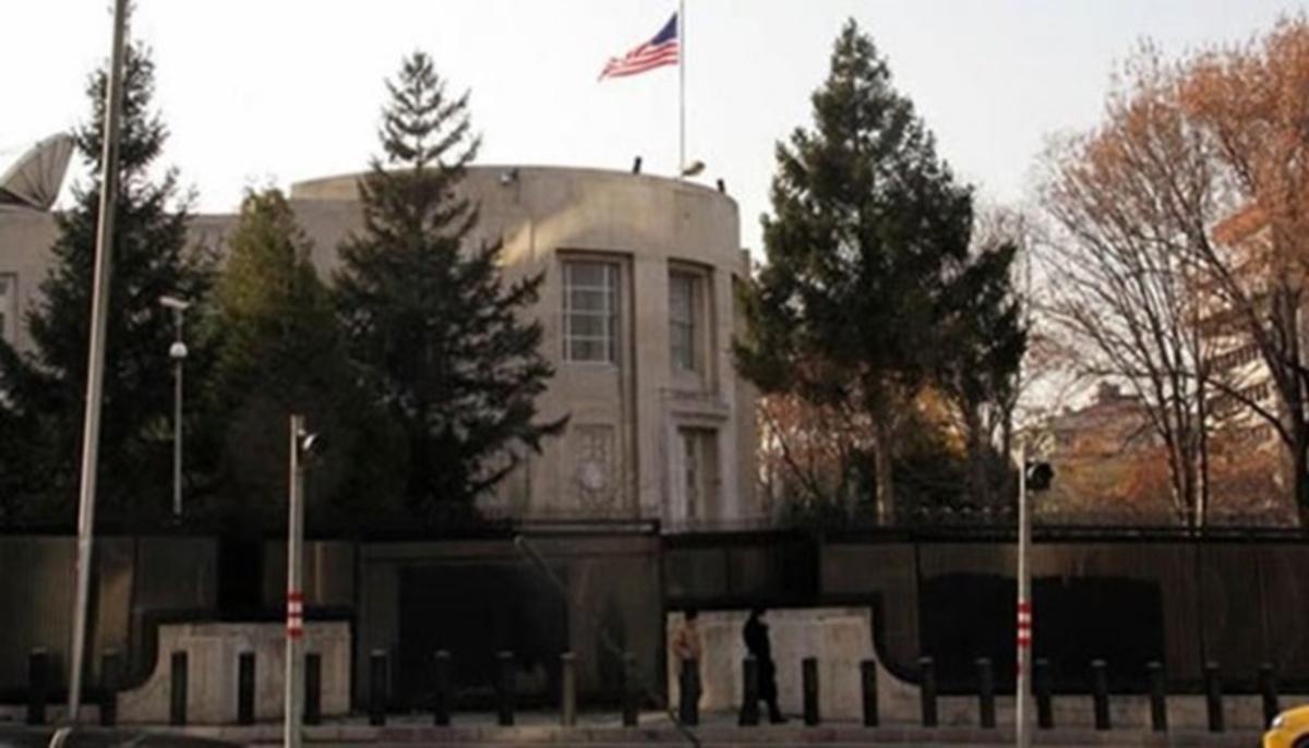 Αμερικανική Πρεσβεία Άγκυρα