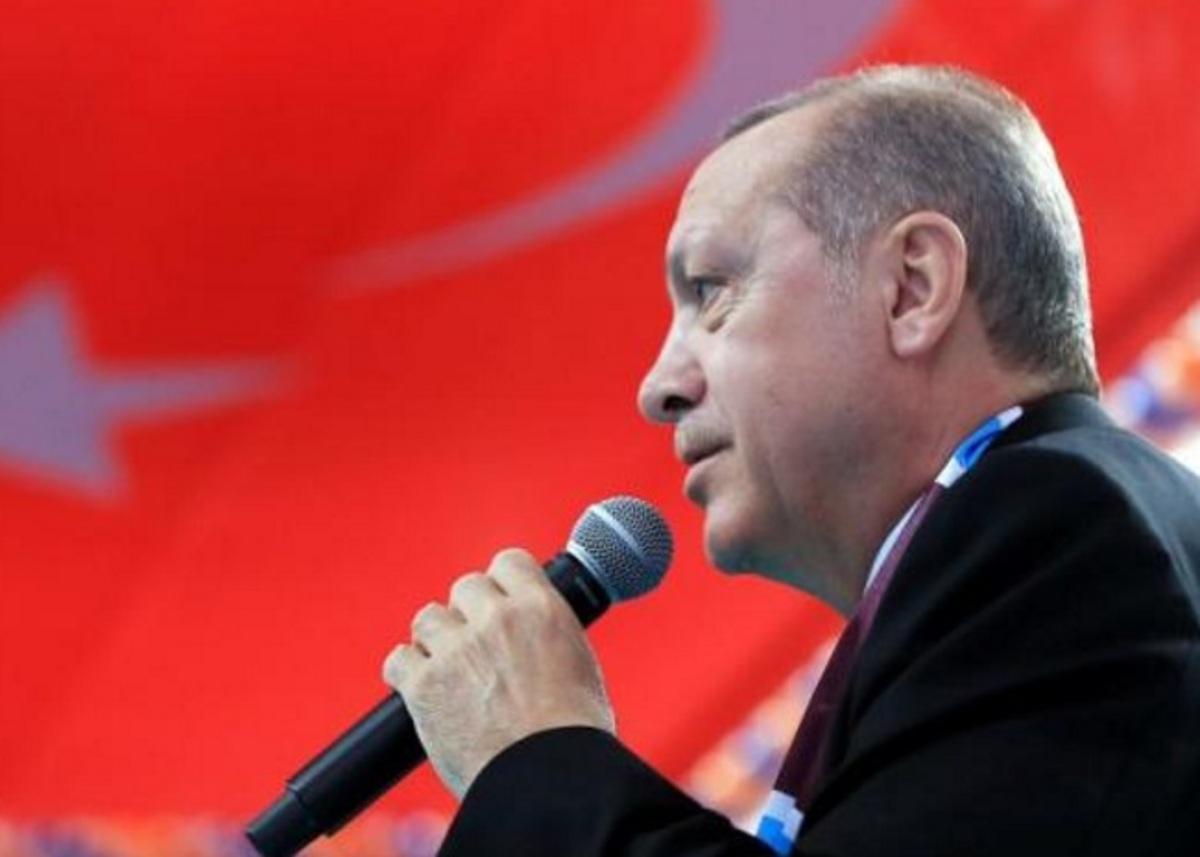 """Ο νόμος του Ερντογάν – Η δήλωση του """"Σουλτάνου"""" έφερε άγριο ξύλο και συλλήψεις φοιτητών!"""