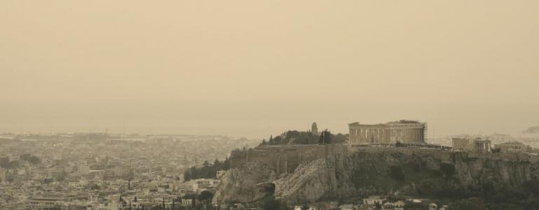 Προσοχή με την αφρικανική σκόνη! Οδηγίες προστασίας και τα… SOS για τις ευπαθείς ομάδες