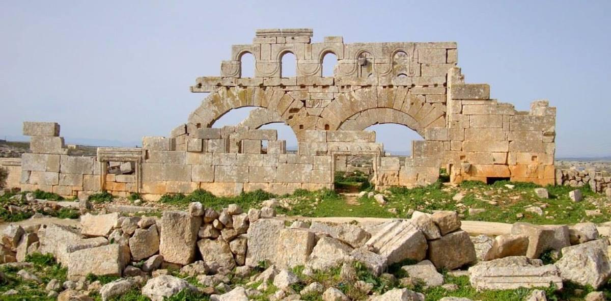 Αφρίν χριστιανικός αρχαιολογικός χώρος