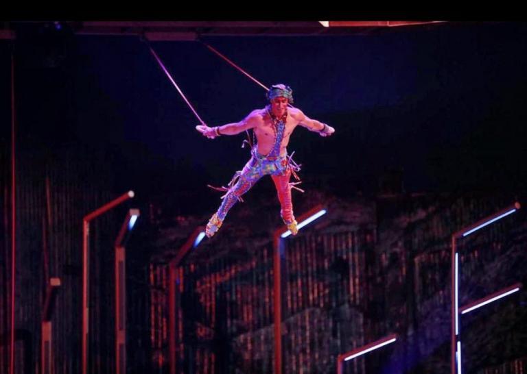 Θρήνος στο Cirque du Soleil: Ακροβάτης έπεσε στο κενό και σκοτώθηκε – Video σοκ