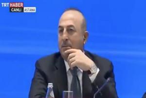 Αγρίμι ο Τσαβούσογλου με ερωτήσεις δημοσιογράφου! Πρωτοφανής επίθεση on camera!