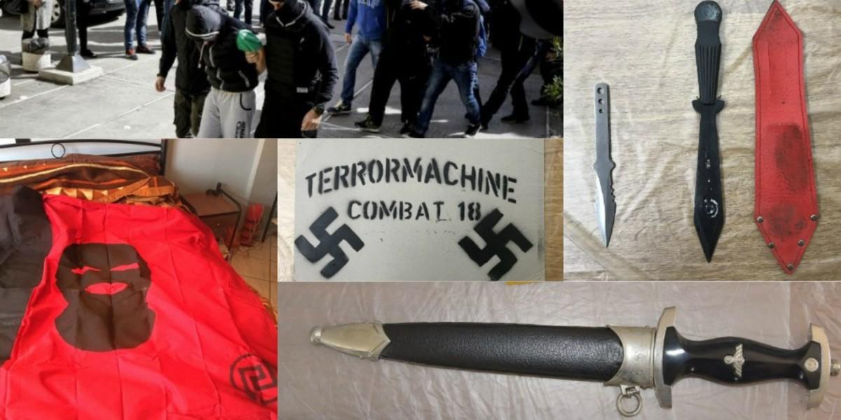 Combat 18: Πώς η αστυνομία έφτασε στα ίχνη των νεοναζί! Οι επιθέσεις, οι επαφές με την Χρυσή Αυγή και οι εντολές εκ των Ιωαννίνων - Το συλλαλητήριο που ήταν η αρχή του τέλους