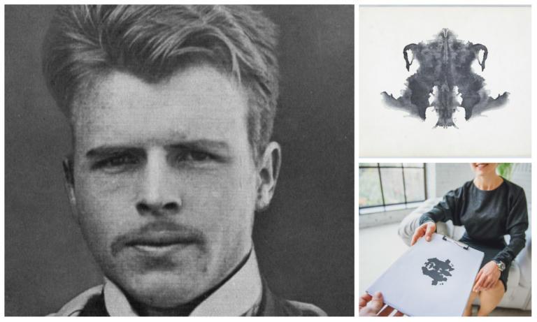 Τεστ Rorschach: Ποιος ήταν ο δρ. Rorschach – Τι δείχνει το διαβόητο τεστ που επινόησε – Κάντε το ΕΔΩ