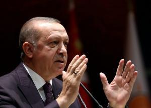 Ερντογάν: Μέχρι το βράδυ θα πέσει η Αφρίν