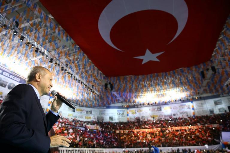 """Τρόμος από το νέο παραλήρημα του Ερντογάν! """"Θα πάρουμε ζωές για να οικοδομήσουμε την μεγάλη Τουρκία"""""""