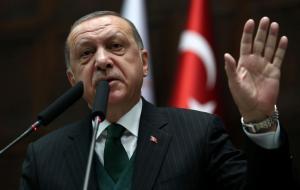 """Κεραυνοί Ερντογάν κατά ΗΠΑ – «Μας εξαπατήσατε! Τα λιοντάρια μας εξαφάνισαν τα """"τσακάλια"""" από την Αφρίν»"""