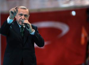 """Έξαλλος ο Ερντογάν! """"Ε! ΝΑΤΟ πού είσαι;"""""""