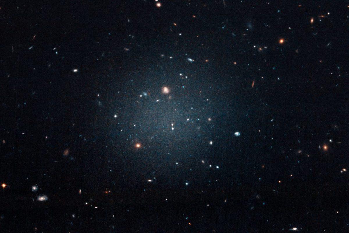 γαλαξίας σκοτεινή ύλη