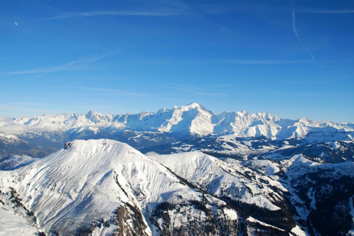 """""""Λευκή"""" τραγωδία στην Γαλλία – 4 νεκροί από χιονοστιβάδα στις Άλπεις"""