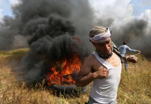 Νέο «λουτρό» αίματος στη Γάζα – Τουλάχιστον 5 νεκροί, δεκάδες οι τραυματίες [pics]