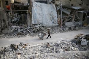 Συρία: Ενισχύσεις στέλνει στη Γούτα ο Άσαντ – Δεν υποχωρούν οι αντάρτες