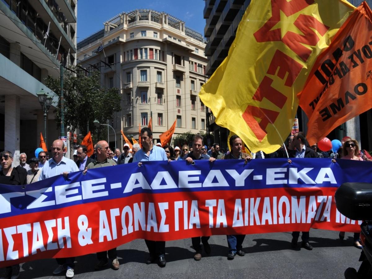 """""""Σώζονται"""" επιδόματα, τριετίες και άδειες! Η κατ' αρχήν συμφωνία ΓΣΣΕ – Εργοδοτών για τη νέα συλλογική σύμβαση"""