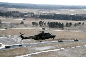 Συνετρίβη ρωσικό στρατιωτικό ελικόπτερο της FSB στην Τσετσενία!
